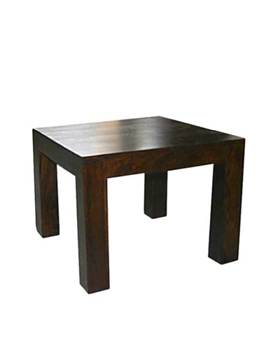 CDI Parson Coffee Table, Dark Walnut