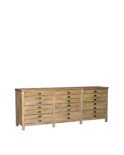 CDI Reclaimed Collection Buffet, Natural