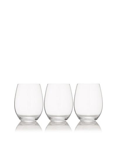 Riedel 3-Piece Tri O Cabernet/Merlot Glass Set