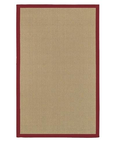 Chandra Damien Rug, Red, 2' x 3'