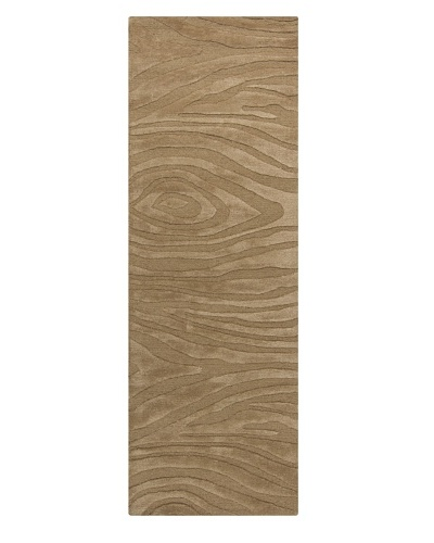 "Chandra Cosma Rug, Brown, 2' 6"" x 7' 6"" Runner"