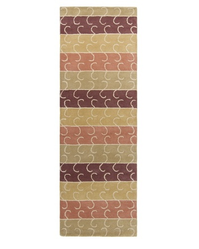 "Chandra Janelle Rug, Multi, 2' 6"" x 7' 6"" Runner"