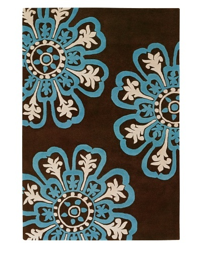 Chandra Counterfeit Studio Hand Tufted Wool Rug