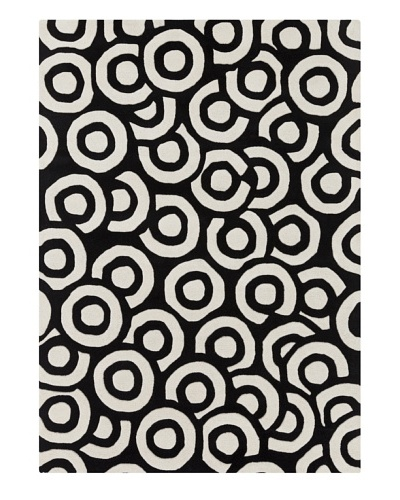 Chandra Cluster Hand-Tufted Rug