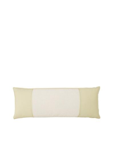 Charisma Marquette Bolster Pillow [Green]