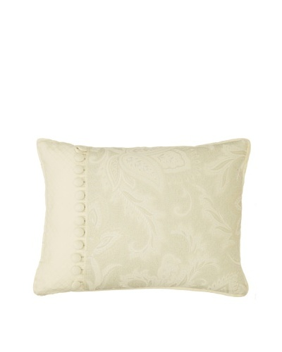 Charisma Marquette 12-Inch by 16-Inch Breakfast Pillow [Green]