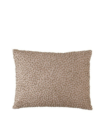 Charisma Venetian Knot Pillow [Taupe]
