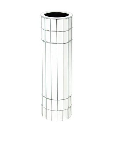 Charleston Cypress Beveled Mirror Vase