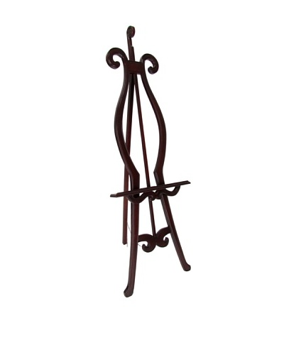 Charleston Keynote Easel, Brown