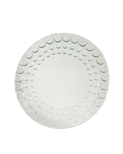 Charleston Salem Round Beveled Mirror