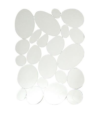Charleston Ashley Round Beveled Mirror