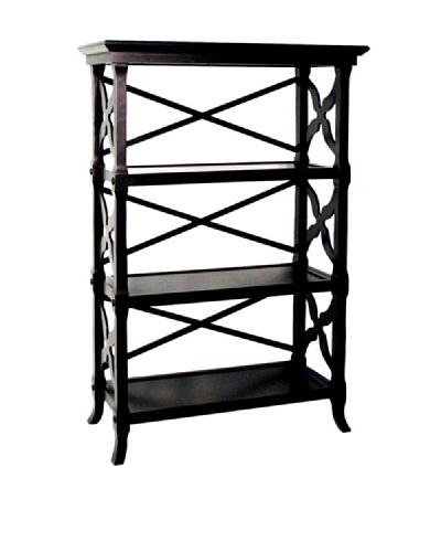 Charleston Charter Book Stand, Black