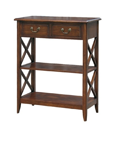 Charleston Eiffel Stand, Brown