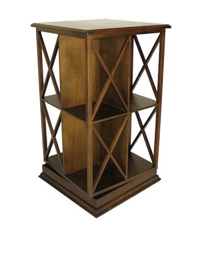 Charleston Eiffel Book Stand, Brown