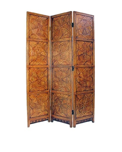Charleston Congo Screen, Walnut