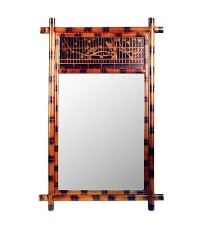 Charleston Bamboo Mirror, Multi