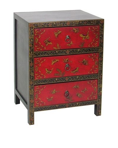 Charleston Redhead Chest, Multi