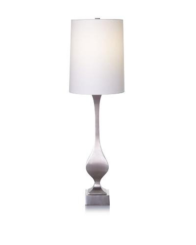 Lighting Accents Cast Aluminum Candlestick Lamp