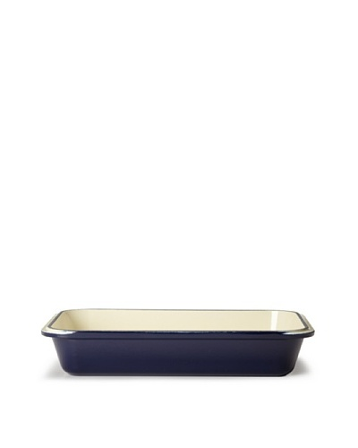 Chasseur 4-Quart Rectangular Gratin Pan [Navy]