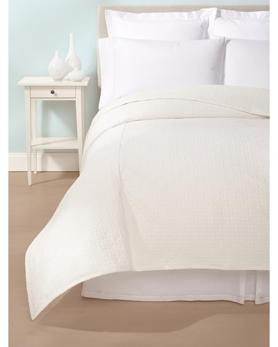 Chateau Blanc Transitional Coverlet