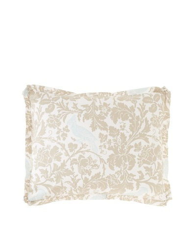Chateau Blanc Sophie Pillow ShamAs You See