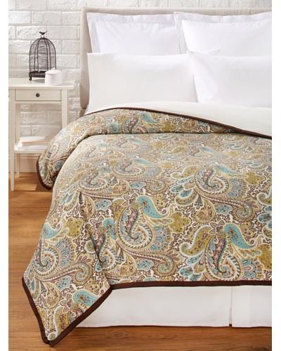 Chateau Blanc Paisley Duvet Cover