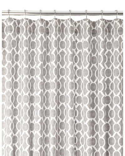 Chateau Blanc Sydney Shower Curtain, StormAs You See