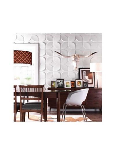 Inhabit Lotus Wall Flats, Off-White