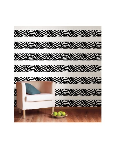 Go Wild Zebra Stripe Set