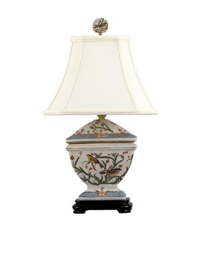 Oriental Danny Jardiniere Lamp