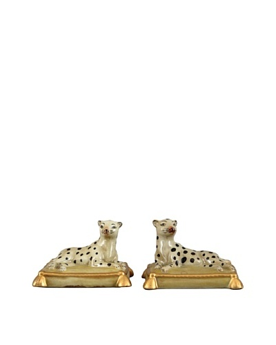 Oriental Danny Pair of Leopards