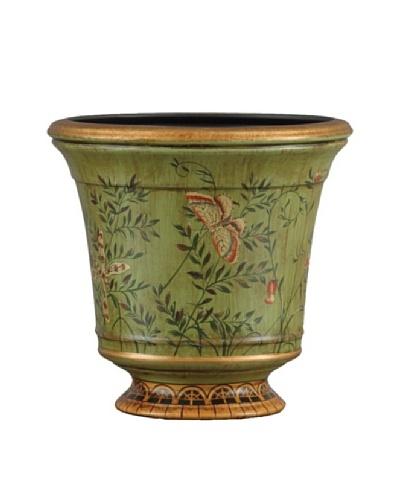 Oriental Danny Butterfly Bliss Flower Pot