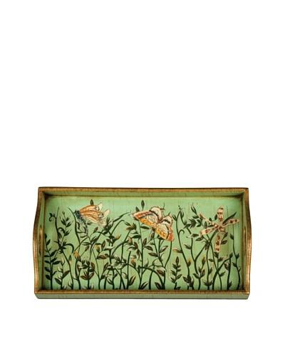 Oriental Danny Butterfly Bliss Wooden Tray