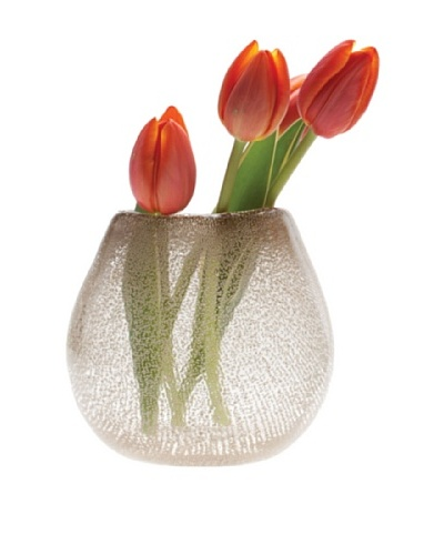 Chive Copper Glass Pot Vase