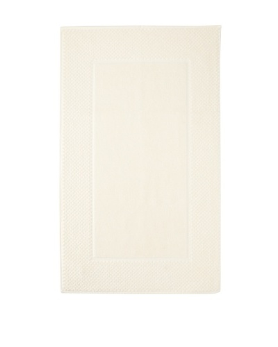 Chortex Honeycomb Bath Mat, Almond, 22 x 36