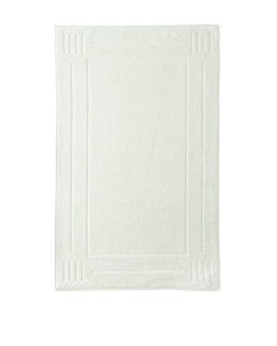 "Chortex Rhapsody Royale Bath Mat, Mint, 22"" x 36"""