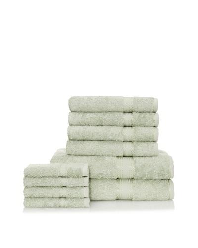 Chortex Rhapsody Royale 10-Piece Bath Towel Set, Meadow