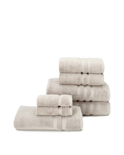 Chortex 7-Piece Irvington Bath Towel Set, Flax