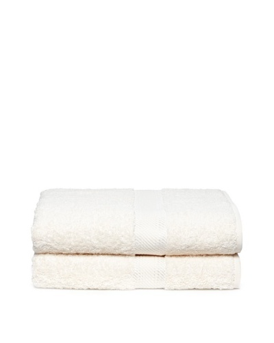 Chortex Rhapsody Royale 2-Piece Bath Sheet Set [Oyster]