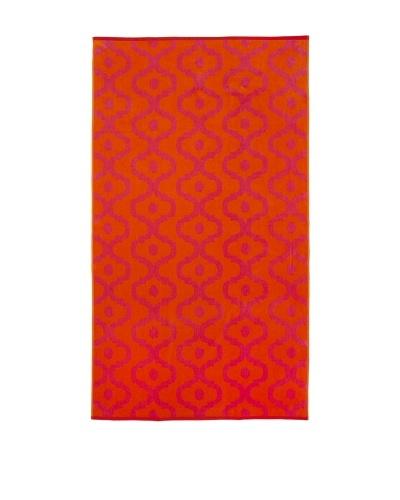 Chortex Morroccan Tile, Orange, 40 x 70