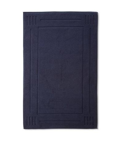 Chortex Rhapsody Royale Bath Mat, Navy, 22 x 36