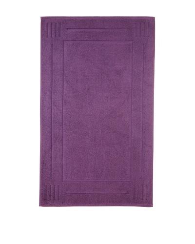 Chortex Rhapsody Royale Bath Mat, Violet, 22 x 36