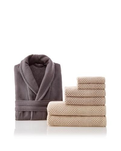 Chortex Robe and Towel Set