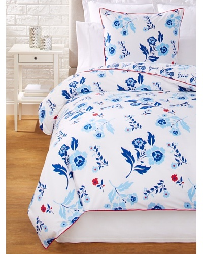 Chortex Vintage Floral Duvet Cover Set, Multi, Twin