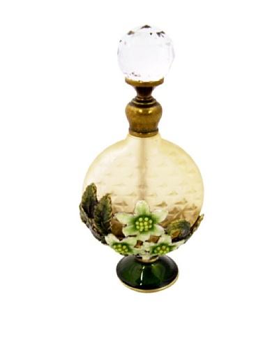 Ciel Perfume Bottle, Green