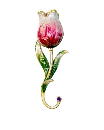 Ciel Tulip Flower Trinket Box
