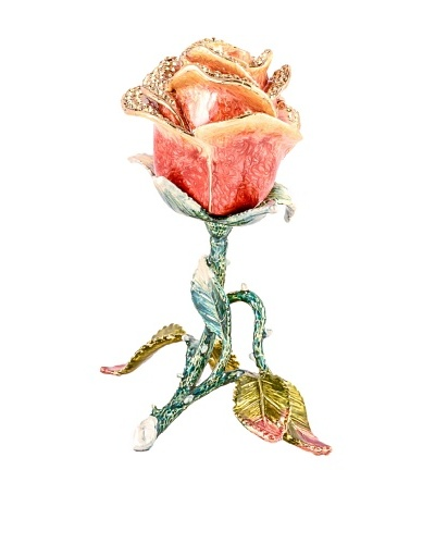 Ciel Collectables Bejeweled Stand-Up Rose