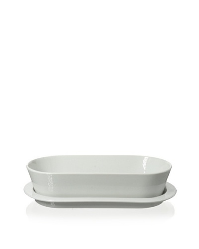 Cilio Premium Set of 2 Oval Serving Platters