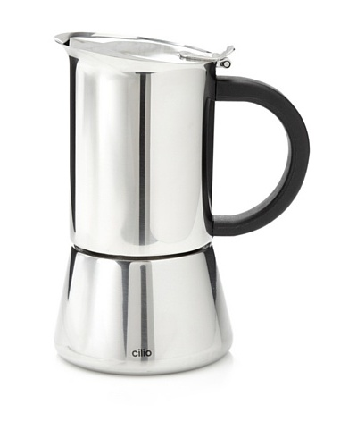 Cilio Premium Rigoletto 4-Cup Coffee Maker