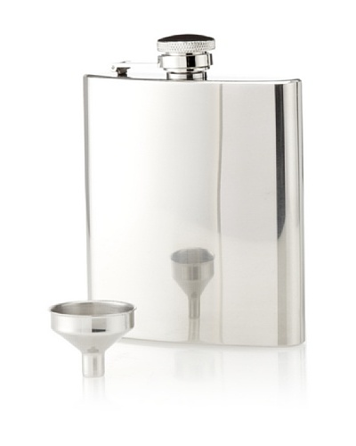 Cilio Premium 6.75-Oz. Hip Flask